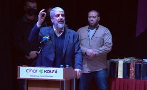 كلمة رئيس حماس في الخارج في ذكرى وفاء الأحرار