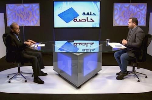 لقاء خاص مع حسام بدران حول نتائج حوار القاهرة