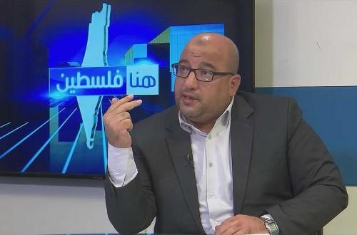 لقاء عضو المكتب السياسي زكريا معمر عبر قناة الأقصى