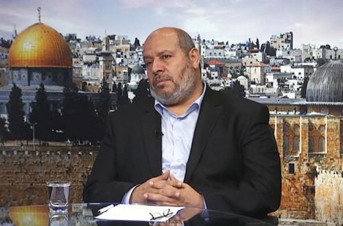 لقاء خاص مع رئيس مكتب العلاقات العربية خليل الحية
